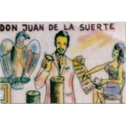 JUAN DE LA SUERTE