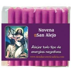 NOVENA DE SAN ALEJO