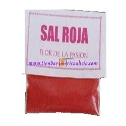 SAL ROJA FLOR DE LA PASION