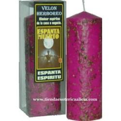 ESPANTA ESPIRITUS VELON HERBOREO