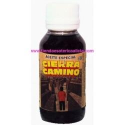ACEITE CIERRA CAMINOS
