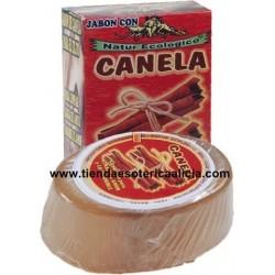 JABON CANELA