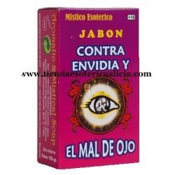 JABON CONTRA ENVIDIA-MAL DE OJO