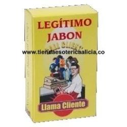 JABON LLAMA CLIENTES