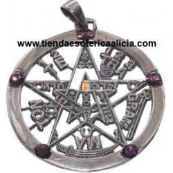 Tetragramaton amatistas