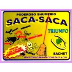 SAHUMERIO SACA SACA