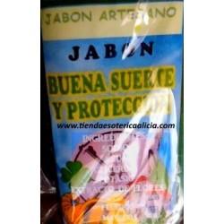 BUENA SUERTE Y PROTECCION JABON