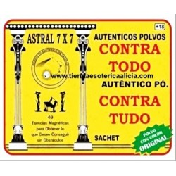 POLVOS ASTRAL 7x7 PARA TODO