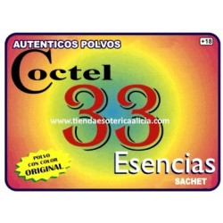 POLVO 33 ESENCIAS