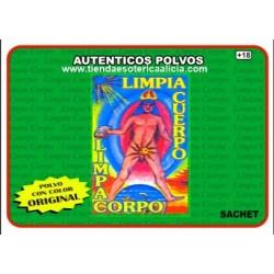 POLVO LIMPIA CUERPO