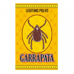 POLVO GARRAPATA