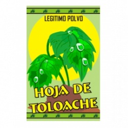 POLVO HOJA DE TOLOACHE