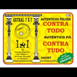 POLVO ESPECIAL ASTRAL 7X7 CONTRA TODO